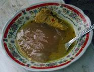 papeda food