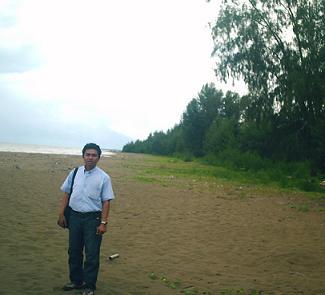 Pantai Sesar Kab. SBT
